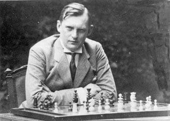 بهترین و برترین شطرنج باز تاریخ دنیا الکساندر آلخین