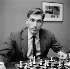 بهترین شطرنج باز برتر و نابغه جهان رابرت جیمز(بابی)فیشر