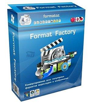 نرم افزار Format Factory برای فعال سازی زیرنویس فیلم در تلویزیون ال جی، سونی، سامسونگ