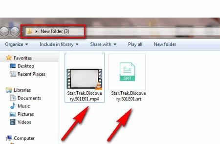 آموزش فعال سازی زیرنویس فیلم در تلویزیون ال جی، سونی، سامسونگ نام فایل فیلم و نام فایل زیرنویس یکسان باشد