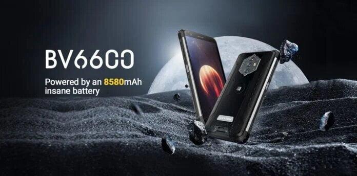گوشی بلک ویو بی وی ۶۶۰۰