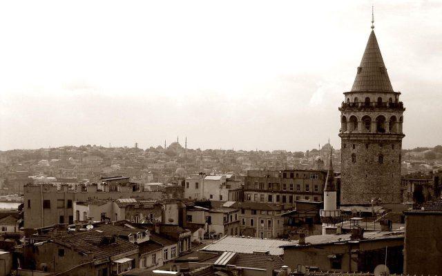 دانلود والپیپر و تصویر زمینه استانبول برای کامپیوتر با کیفیت 4K