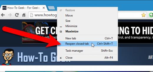 چگونگی بازیابی صفحه بسته شده در مرورگرهای کروم، فایرفاکس، اپرا، اینترنت اکسپلورر و مایکروسافت اج