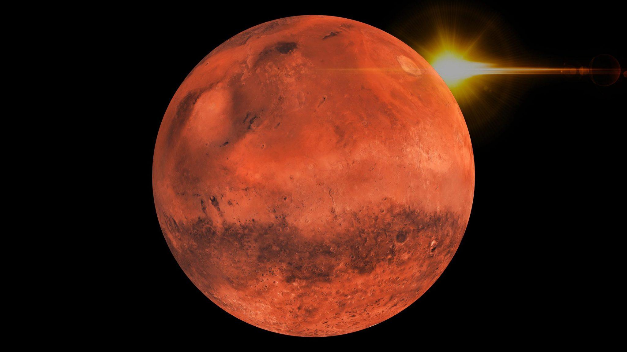 آشنایی با مریخ