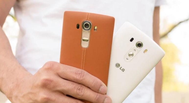 چرا الجی در صنعت تلفن هوشمند شکست خورد