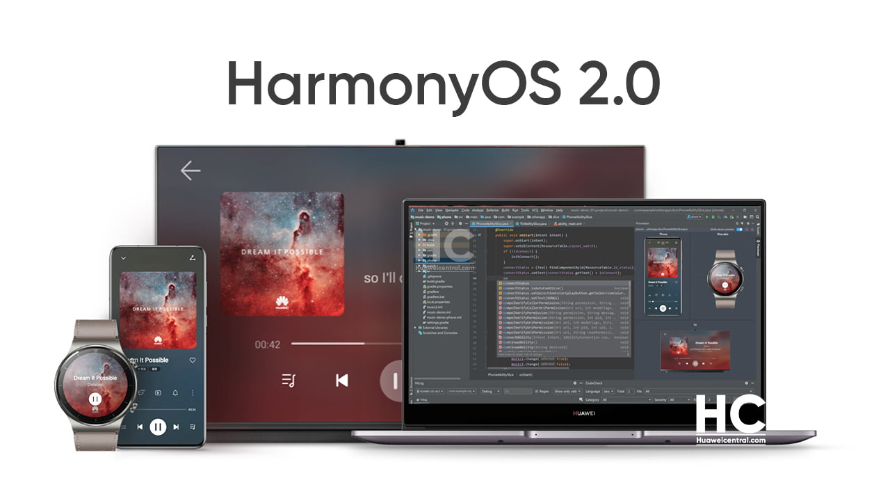 هوآوی و عرضه ابزاری کاربردی برای توسعه دهندگان HarmonyOS