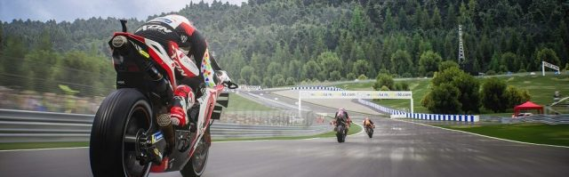 بررسی بازی MotoGP 21