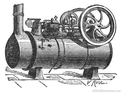 نخستین انقلاب صنعتی: قدرت بخار